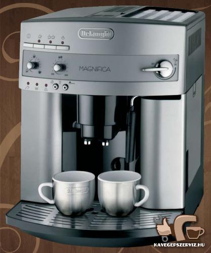 DeLonghi kávégép szerviz