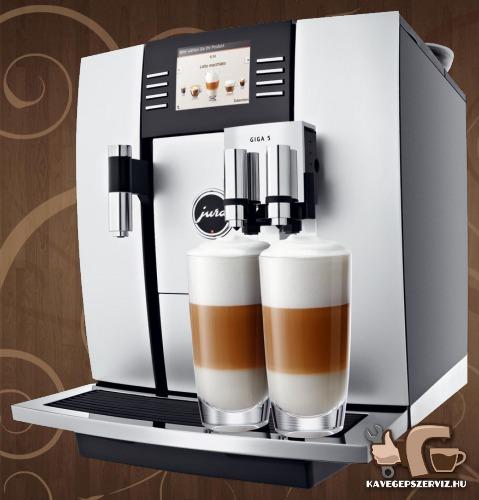 Jura kávégép szerviz