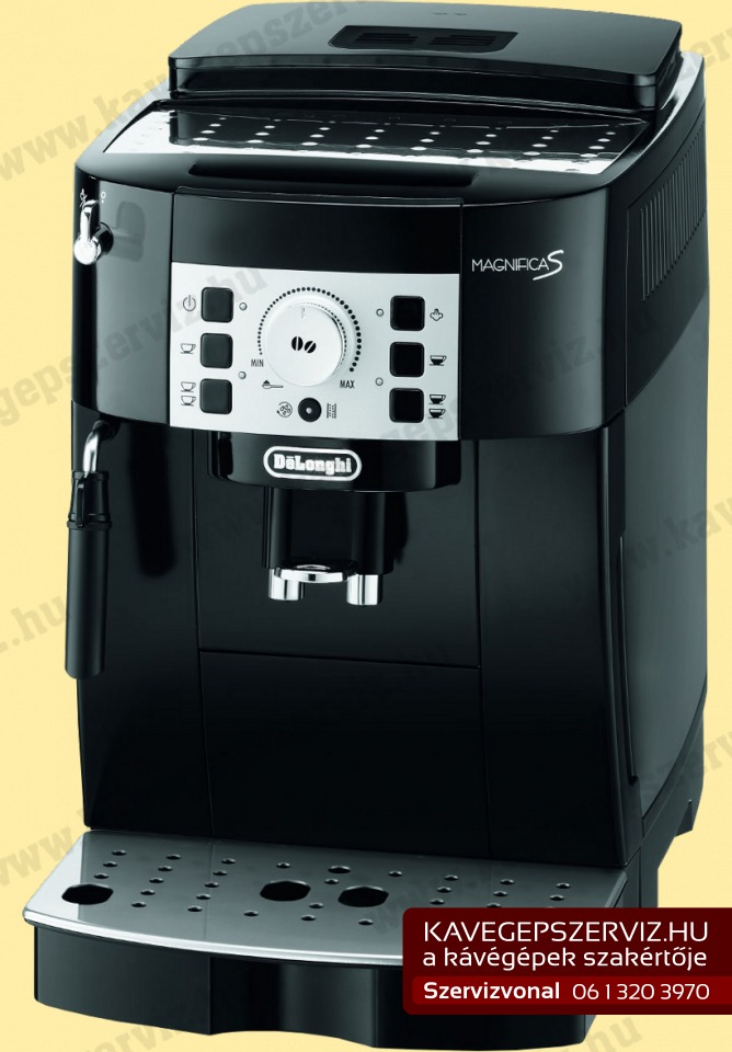 ECAM Delonghi Automata kávégépek Alkatrészek 5 Káv