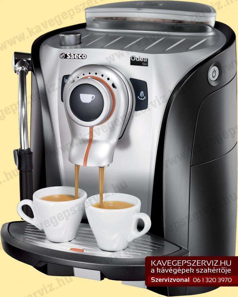 Saeco darálós kávéfőző