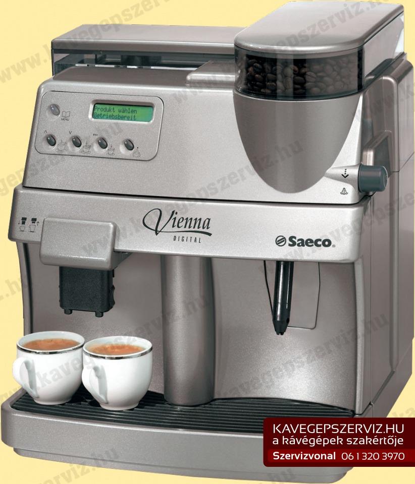 Saeco Vienna kávéfőző
