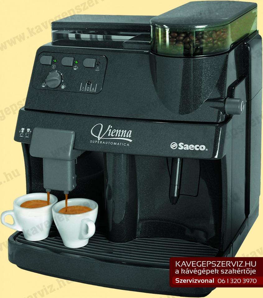 Saeco Vienna kávéfőző főzőegység.
