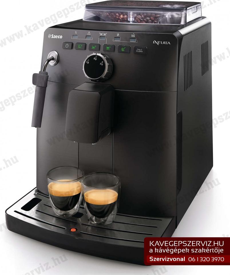 Saeco GranBaristo Automata kávégép (Szerviz)