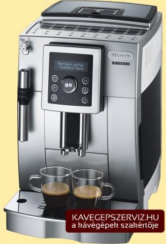 DeLonghi Intensa ECAM 23.420 kávéfőző gép
