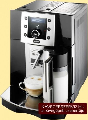 DeLonghi Perfecta ESAM 5500 B kávéfőző gép
