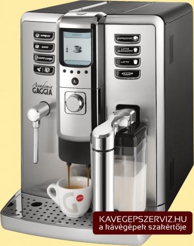 Gaggia Accademia kávéfőző gép