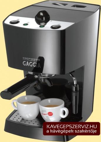 Gaggia Espresso Pure kávéfőző gép