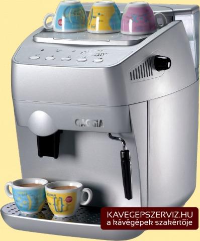 Gaggia Syncrony Compact kávéfőző gép