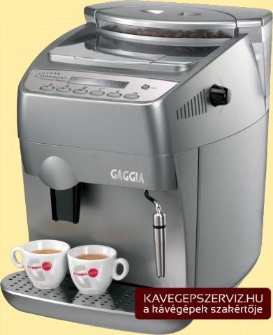 Gaggia Syncrony Compact Digital kávéfőző gép