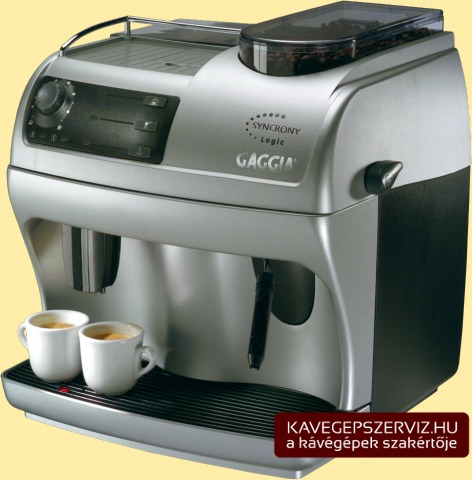 Gaggia Syncrony Logic kávéfőző gép