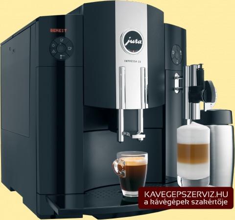 Jura Impressa C9 One Touch kávéfőző gép