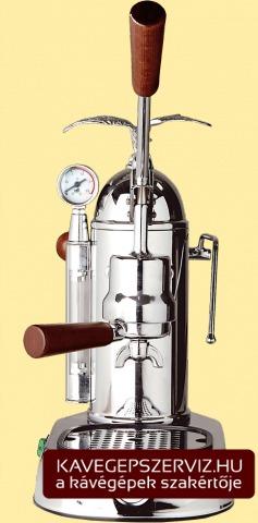 La Pavoni Romantica de Luxe kávéfőző gép