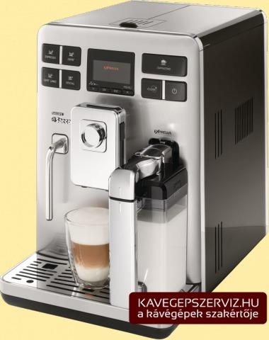 Philips-Saeco Exprelia kávéfőző gép