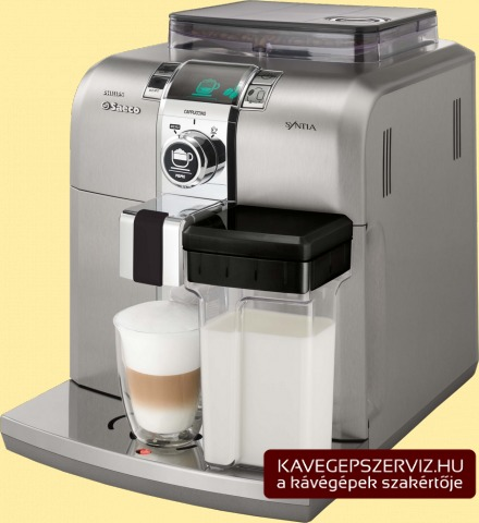 Philips-Saeco Syntia Cappuccino kávéfőző gép