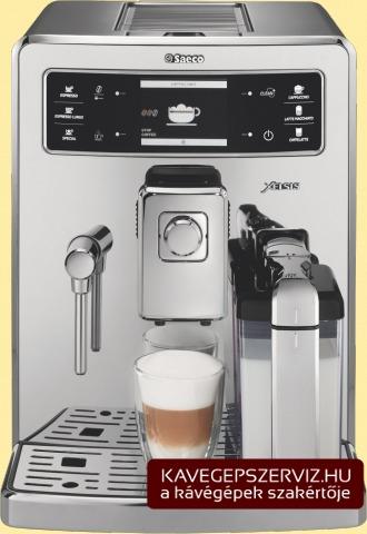 Philips-Saeco Xelsis kávéfőző gép