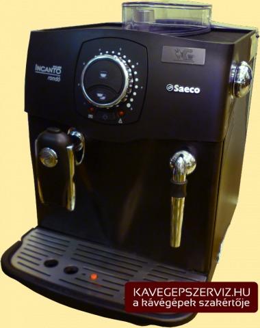 Saeco Incanto Rondo kávéfőző gép