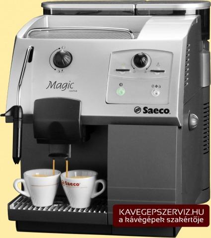 Saeco Magic Roma kávéfőző gép