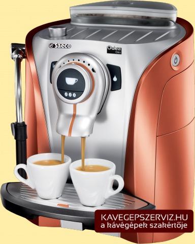 Saeco Odea Giro kávéfőző gép