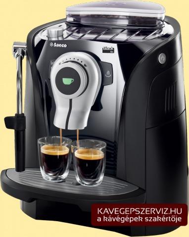 Saeco Odea Go Eclipse kávéfőző gép