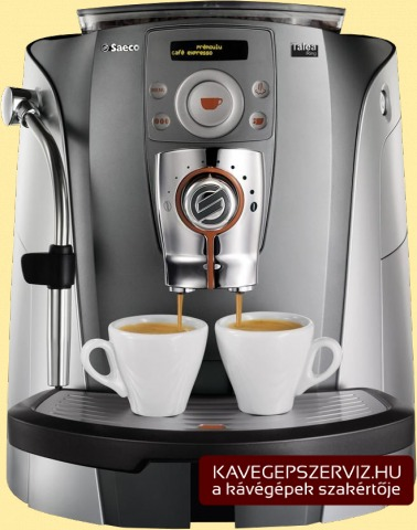 Saeco Talea Ring kávéfőző gép