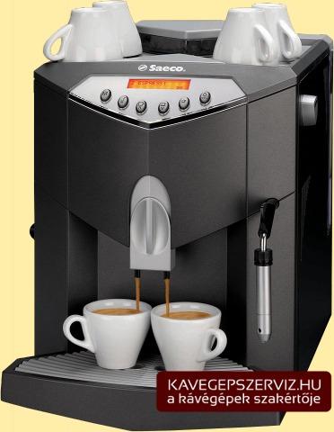 Saeco V Espresso kávéfőző gép