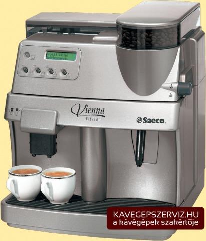 Saeco Vienna Digital kávéfőző gép