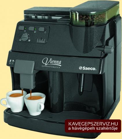 Saeco Vienna kávéfőző gép