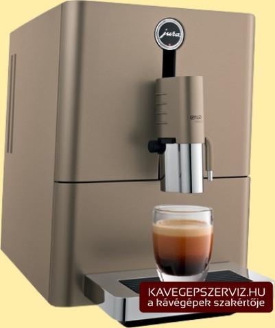 Jura ENA Micro 9 kávéfőző gép