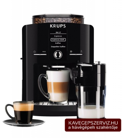 Krups Espresseria Automatic EA8298 kávéfőző gép