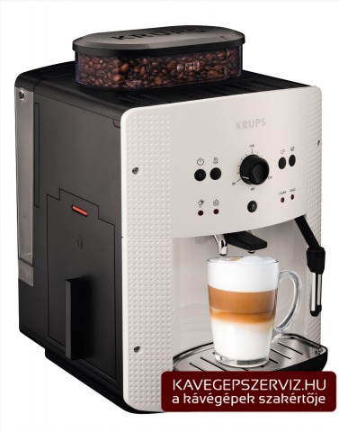Krups Espresseria Automatic EA8105 kávéfőző gép