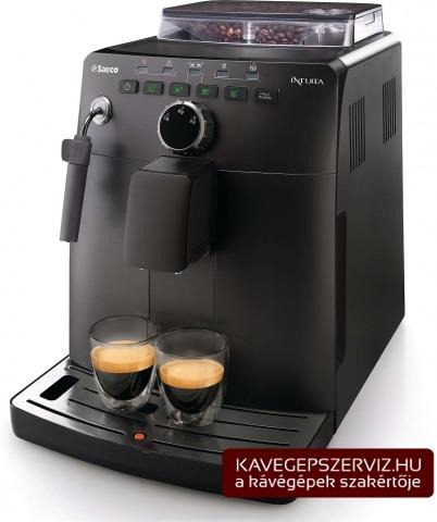 Saeco Intuita HD8750 kávéfőző