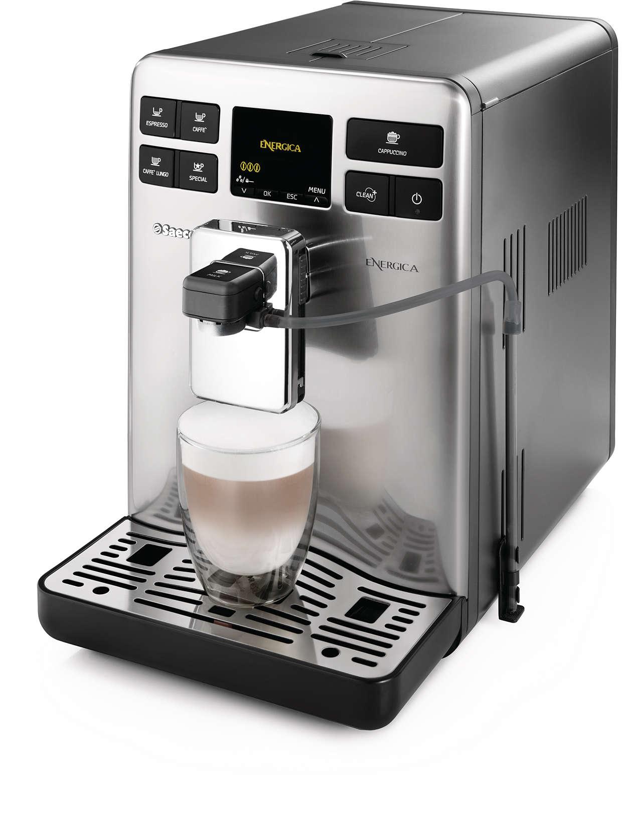 Saeco Energica eladó kávégép