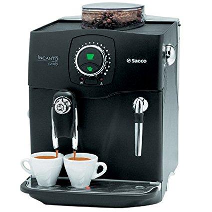 Saeco Incanto Rondó eladó használt kávégép
