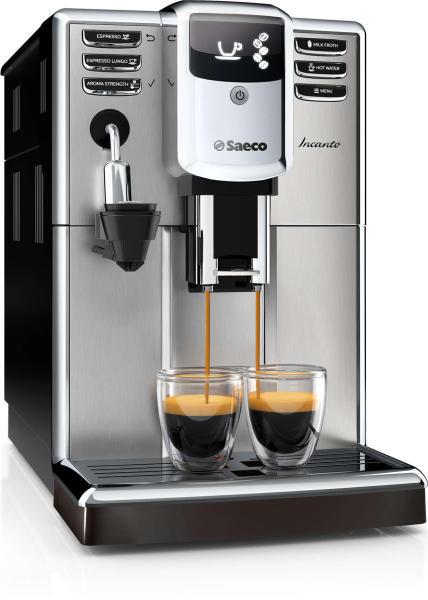 Saeco Incanto eladó használt kávégép